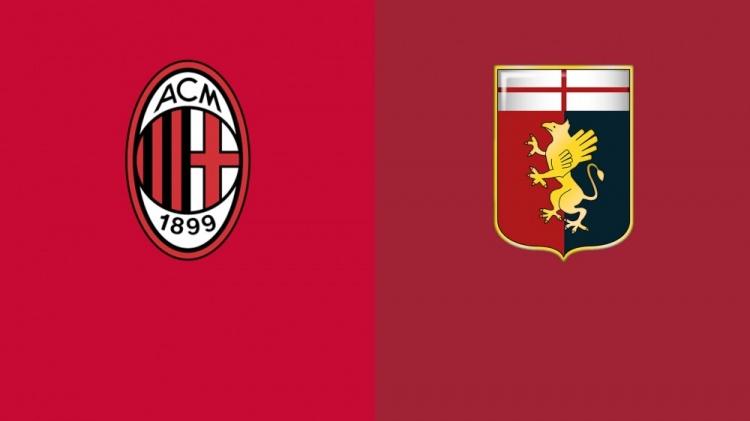 AC米兰vs热那亚首发:仅仅10场首发 里奥和热比奇上场