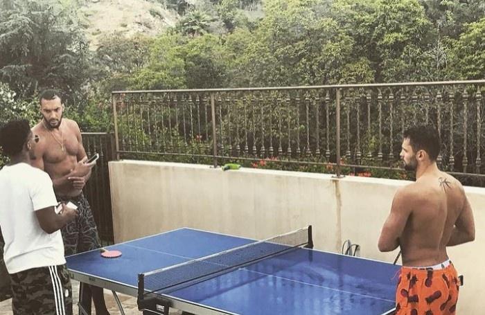 高伯特:我从小就不喜好足球 我出格喜好乒乓球