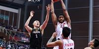 """广东外助汤普森进献8分13篮板 正负值""""15""""在观众中最高"""