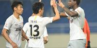 中超联赛-河北1-0大连取得本赛季首胜 马尔康取得点球