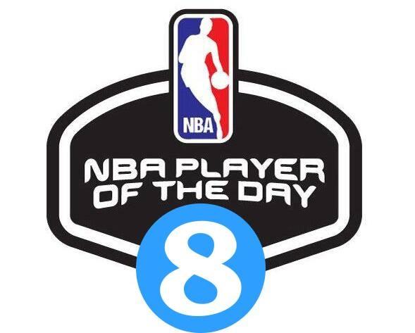 【现场评选】5月6日NBA最佳球员