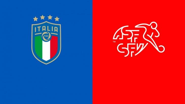 意大利vs瑞士首发:英莫比尔首发 扎卡 沙基里首发