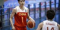 0比5 1比6 新科MVP恢复原形 中国男篮不得不在国际赛场上看郭