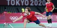 东京奥运会中国队8月2日赛程:羽毛球女双争金牌 举重女将联袂出击