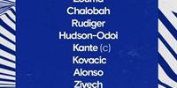 欧洲超级杯切尔西vs比利亚雷亚尔首发:沃纳哈弗茨全部登场