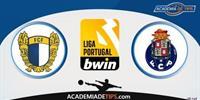 葡萄牙超级法迈利卡VS波尔图前瞻分析:波尔图战绩出色