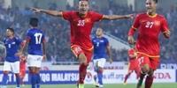 国足对越南足球的历史记录