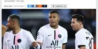 波切蒂诺:巴黎拥有一群出色的球员 但需要时间去打造成一支球队