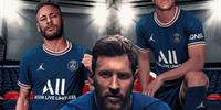 巴黎1-1布鲁日梅西迎欧冠首秀 NMM组合个人能力超强也难夺三分