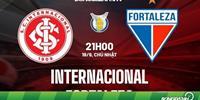 巴西国际VS福塔雷萨前瞻:黑马近况不佳
