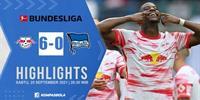 莱比锡6-0柏林赫塔解析:重拾三中卫铸就最佳红牛