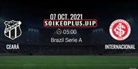 塞阿拉VS巴西国际预测分析:塞阿拉主场战绩出色