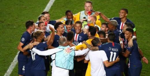 欧冠大巴黎vs莱比锡首发替补名单