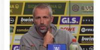 多特主帅罗斯:哈兰德本周末不确定能否出场 达胡德肯定会缺阵