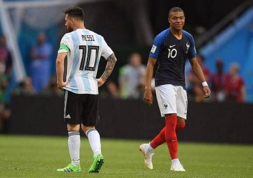 欧冠小组赛中,姆巴佩谈让梅西罚点球