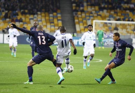 欧冠小组赛巴黎圣日耳曼VSRB莱比锡红牛比分介绍
