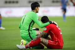 国足对越南张琳芃会出场吗 国足后防大闸伤无大碍可出战对阵越南