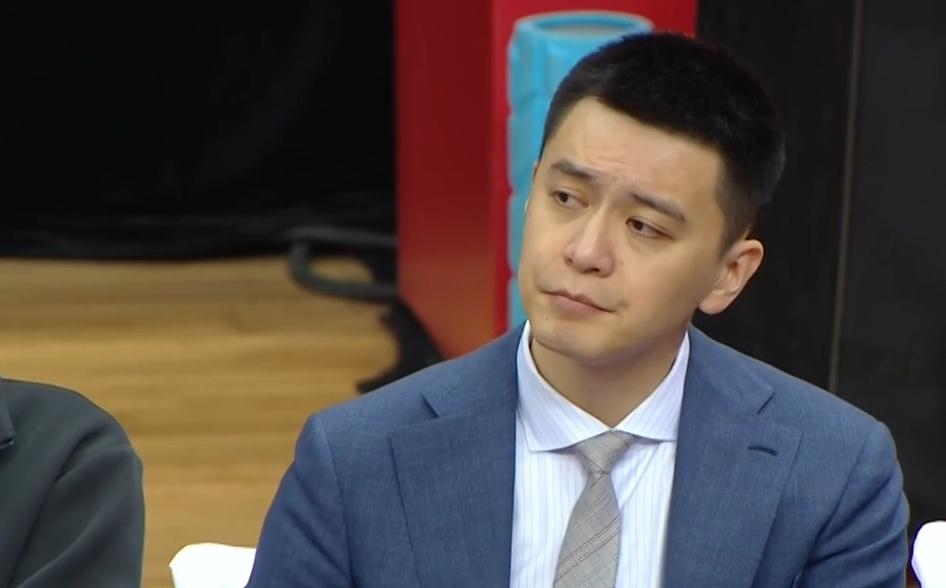 杨明:赏识广东队的履行力郭艾伦襟怀胸襟弘愿