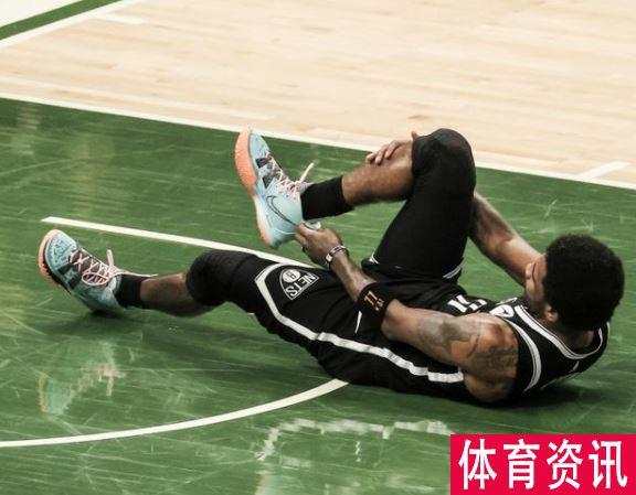 欧文受伤的最新消息:右脚踝没有结