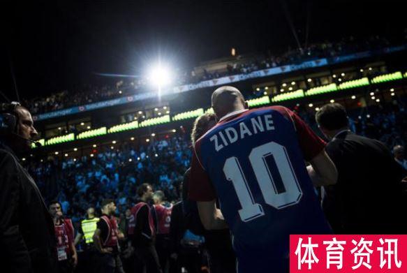 齐达内重返皇马 带领球队9连冠