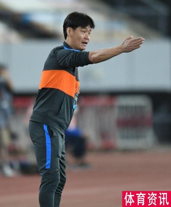 鲁能官宣李肖鹏已经辞去主教练一职 有望加盟武汉萨尔