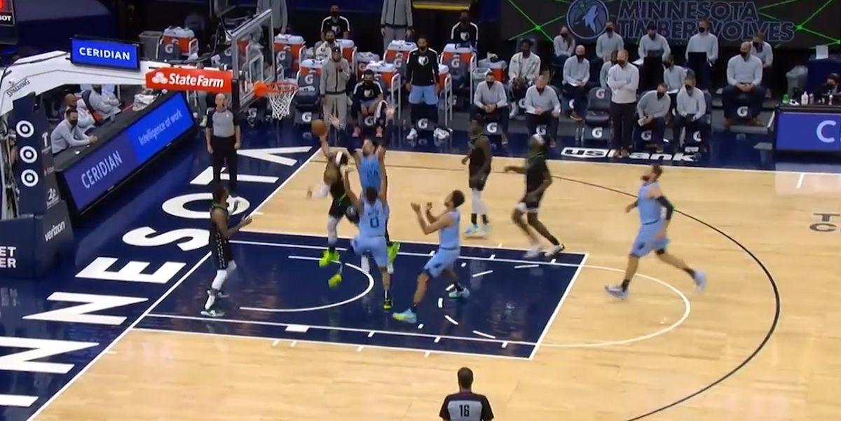 5月6日 NBA最佳五球奥科吉拉杆转手擦板命中霍姆斯折叠扣篮