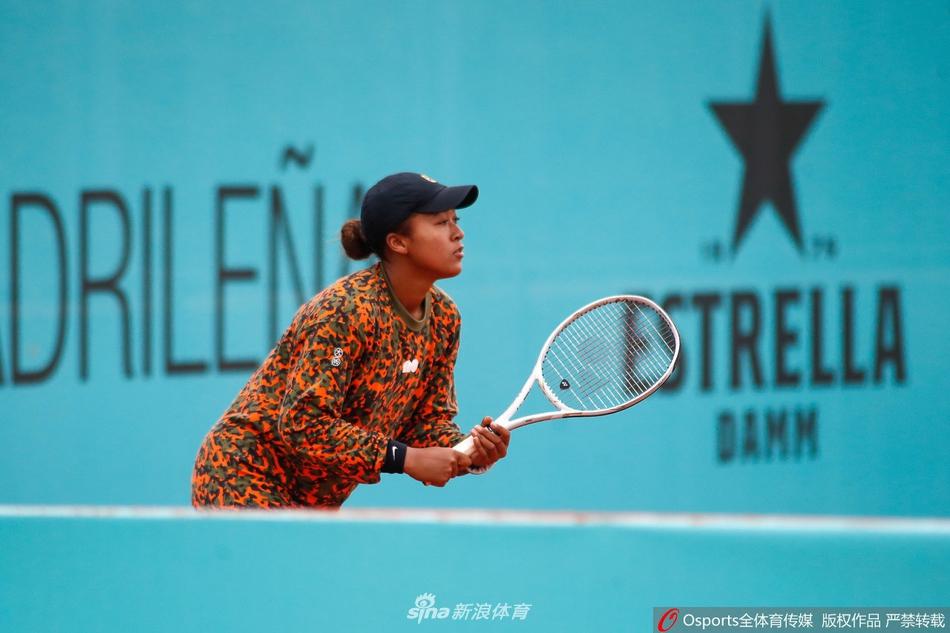 WTA马德里网球赛:大坂直美领衔备战