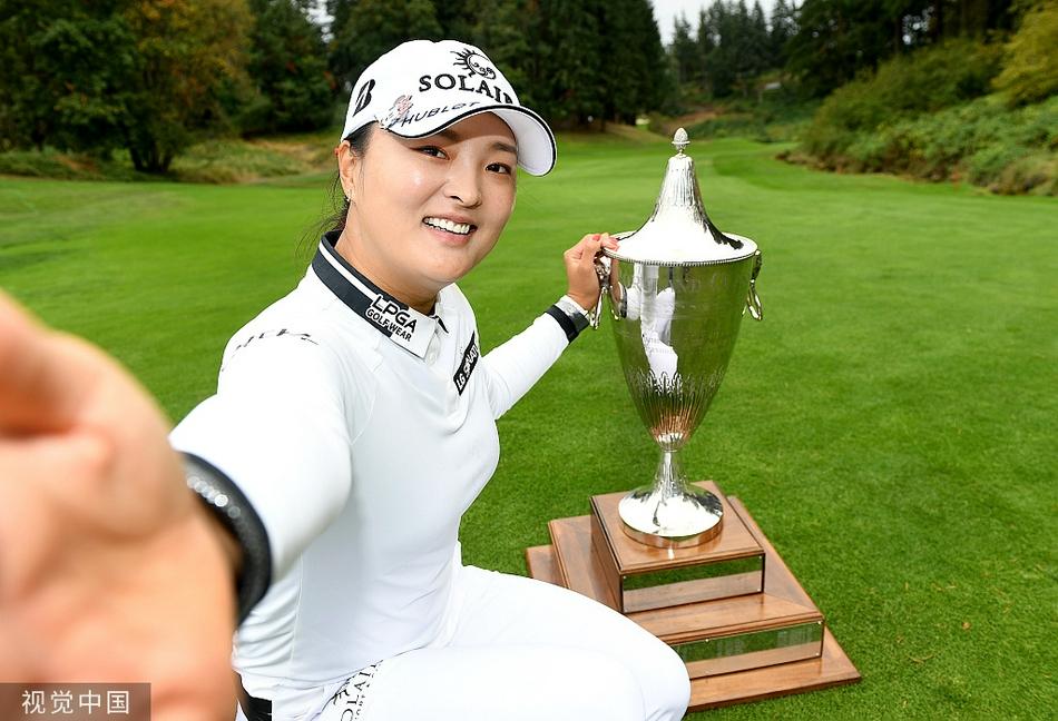 高真荣赢LPGA波特兰精英赛