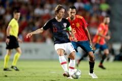 西班牙和克罗地亚的历史成就:克罗地亚和西班牙的比赛结果