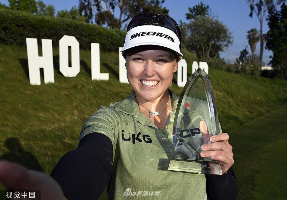亨德森赢LPGA洛杉矶公开赛