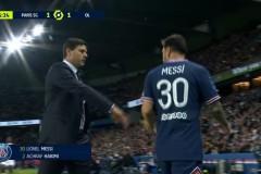 梅西缺阵巴黎大名单 左膝膝骨挫伤还存在影响