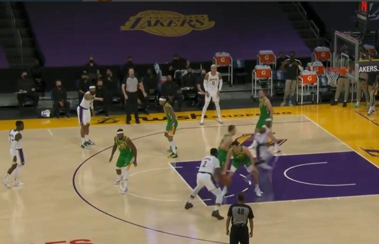 NBA每日评论:湖人加时赛里克爵士绿军险胜勇士