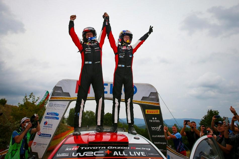 图集-2021年WRC希腊卫城拉力赛