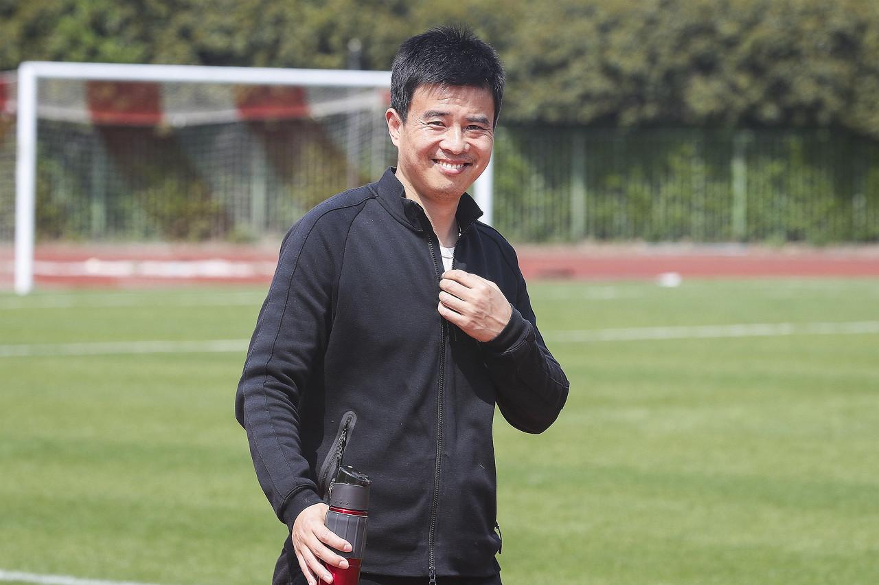孙翔给海港亚冠青年军的留言:亚冠舞台是展示自己水平的机会