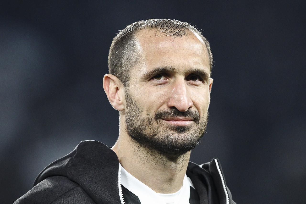 多家意大利媒体:切里尼回到尤文图斯时没有受伤 国家队安排他休息