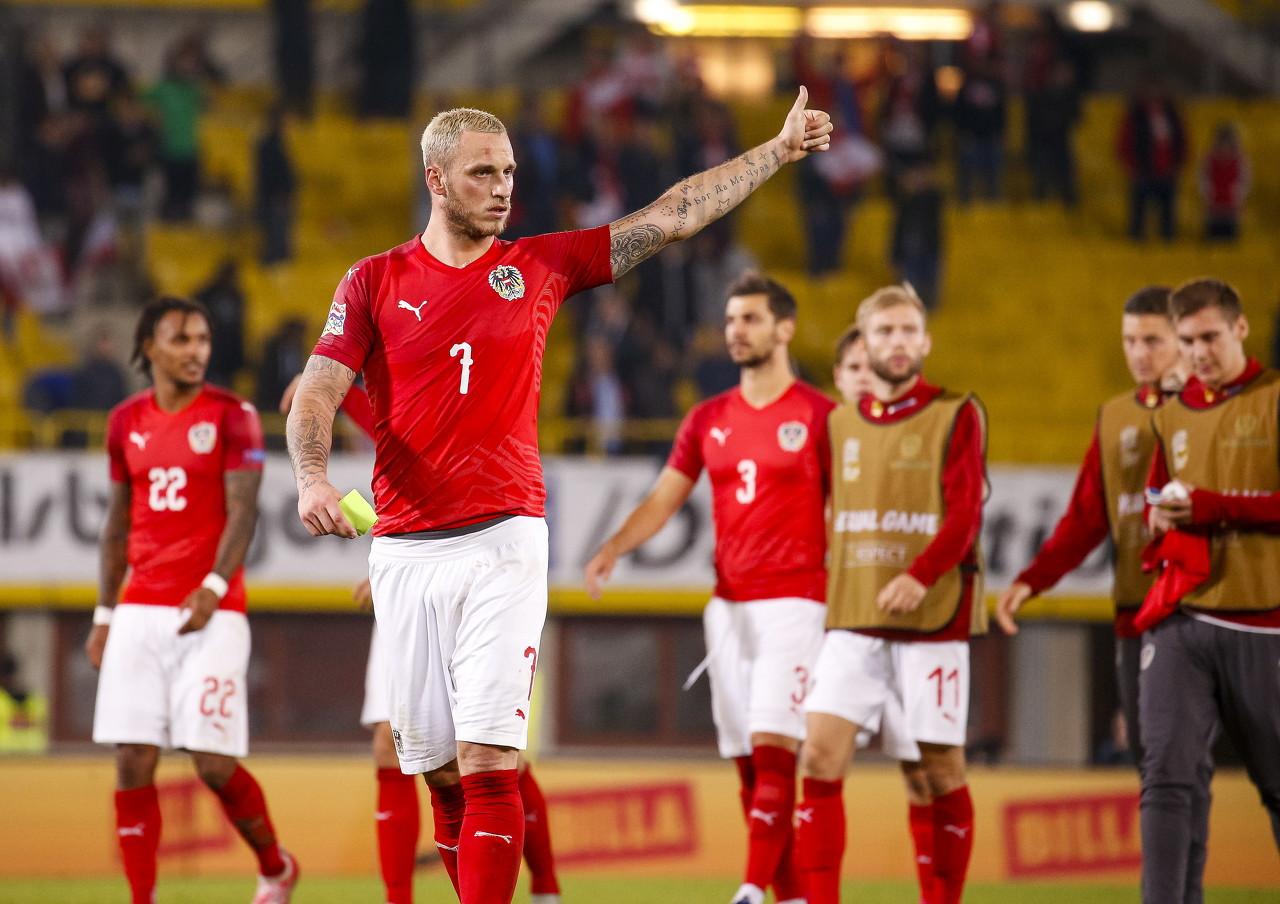 奥地利在欧洲杯历史上打进5球 其中4球来自替补球员
