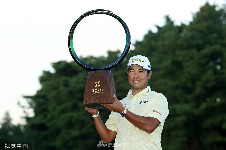 ZOZO锦标赛松山英树赢美巡第七冠