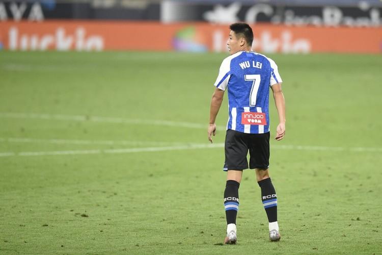 广东媒体:不能在西甲踢球的武磊 在西甲可能会有更多的机会