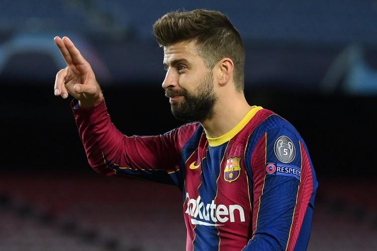 皮克谈欧洲超级联赛:昨天的狂欢今天沉了 六个节目是弗洛伦蒂诺的喉舌