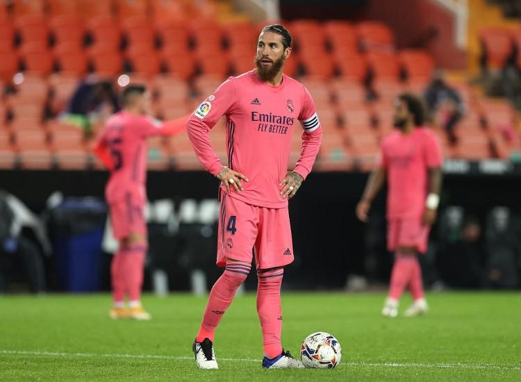 阿斯彭分析拉莫斯的下一个家:曼城有最近的接触 曼联和巴黎也打算签下他