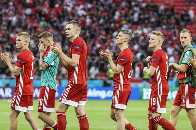 虽然失败仍然是光荣的 匈牙利领先小组赛的时间比法国 德国和葡萄牙