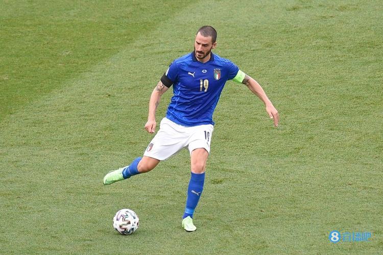 14场!博努奇追平了切里尼创下的意大利非门将球员欧洲杯记录