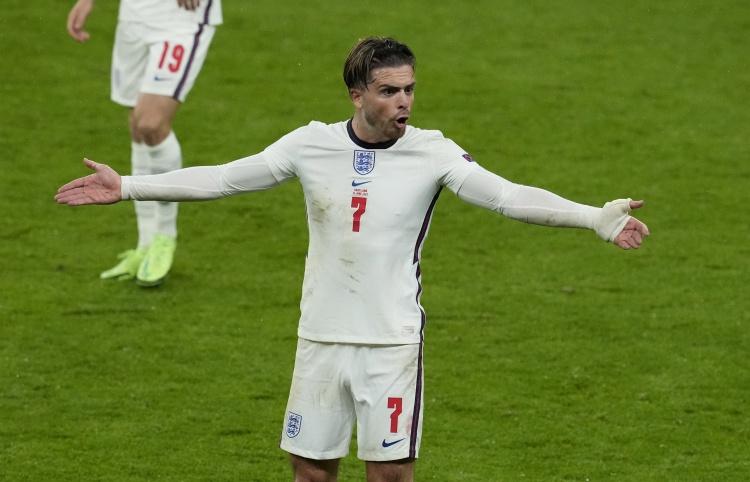 独家帖子:曼城将在欧洲杯后引进格拉利1亿英镑