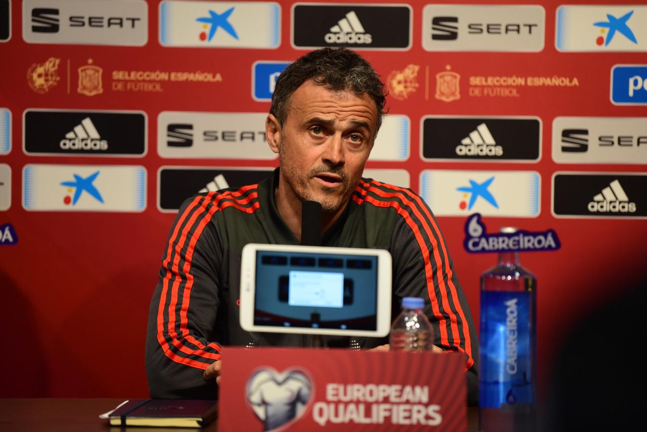 恩里克:对希腊队的防守是我执教生涯中最好的表现