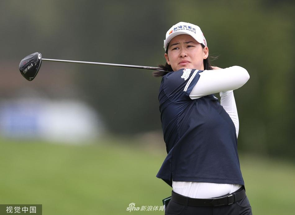 美迪惠尔锦标赛第三轮李旻领先