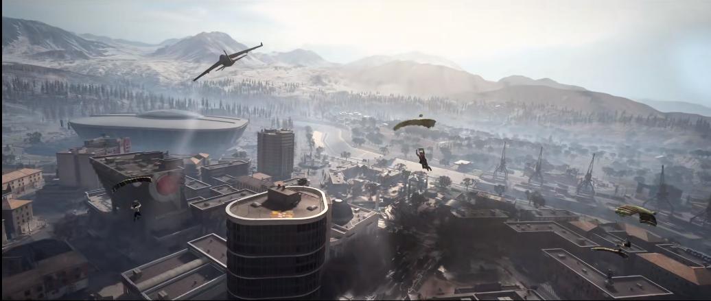 上线仅一年《使命召唤:战区》正式宣布玩家数量突破1亿