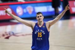 约基奇谈新赛季目标 会努力赢下NBA总冠军