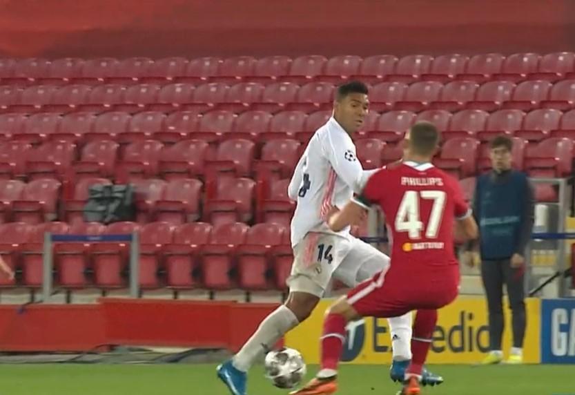 冠军联赛-献给皇家马德里的科特伊斯0-0总比分3-1利物浦进入前4名与蓝军作战