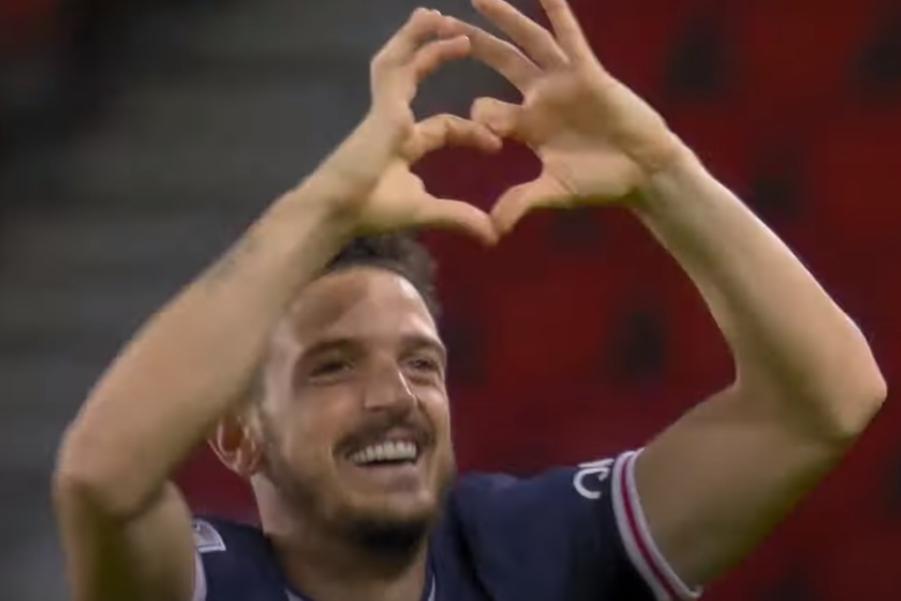球队报道:巴黎圣日耳曼本年炎天不会买断弗洛伦齐