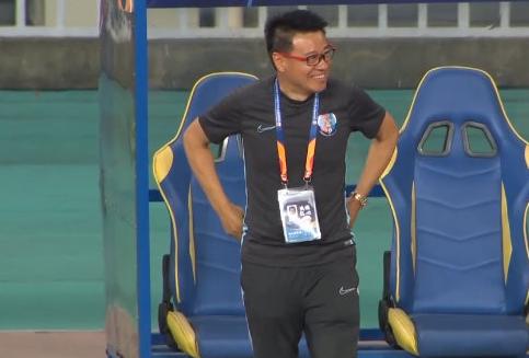 吴金贵:输球的主要责任在于教练没有掐着球队打